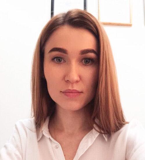 Веревкина Евгения Николаевна