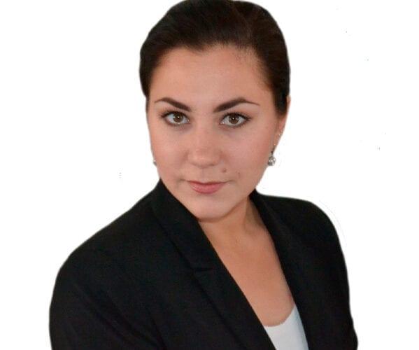 Юрист Анна Манченко