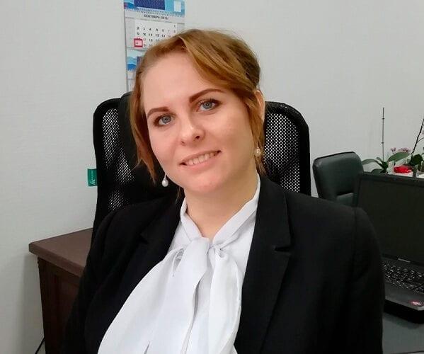 Юрист Анна Смышляева